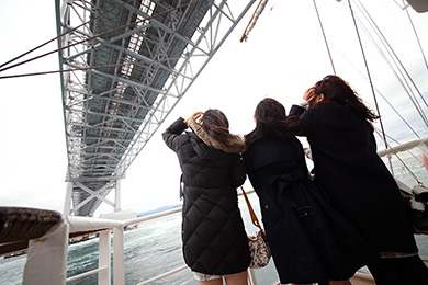 咸臨丸と小島