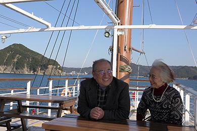 咸臨丸と大鳴門橋1